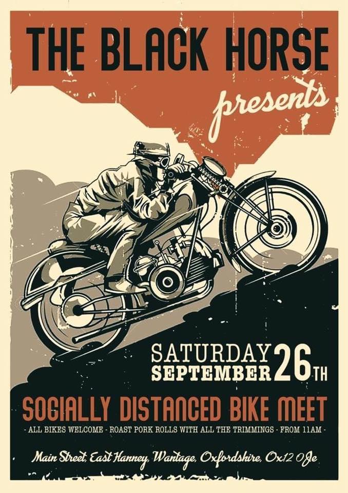 Black Horse Bike Meet